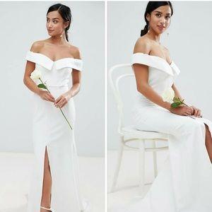 Jarlo tall size 4 bridal dress prom homecoming